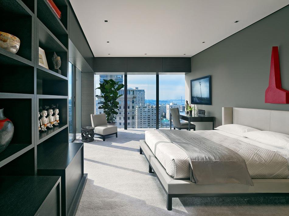 chambre avec vue pour passer des nuits inoubliables design feria. Black Bedroom Furniture Sets. Home Design Ideas