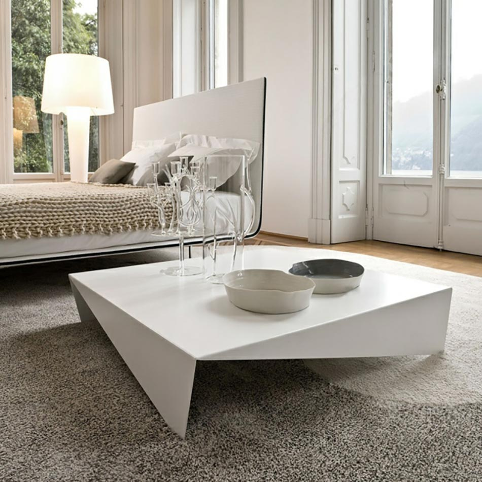 Table salon contemporaine design for Salon sejour design