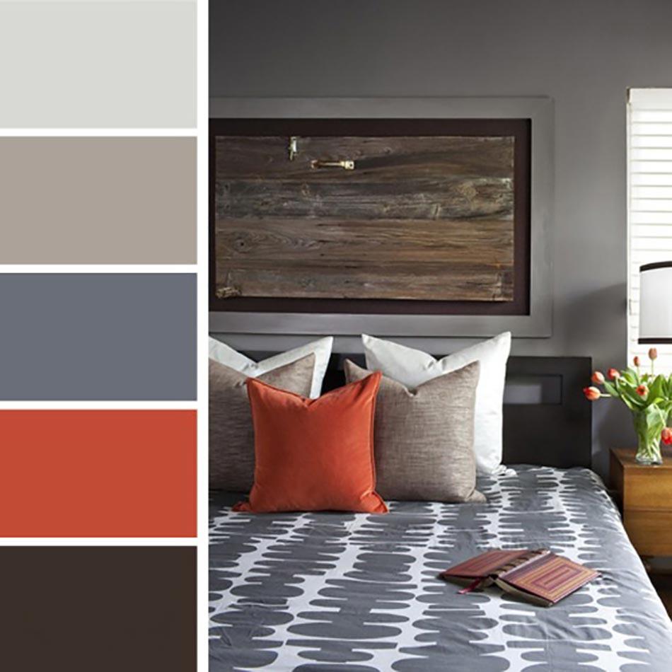 Palettes de couleurs afin de choisir les bonnes nuances pour notre int rieur design feria for Aide decoration interieur gratuit