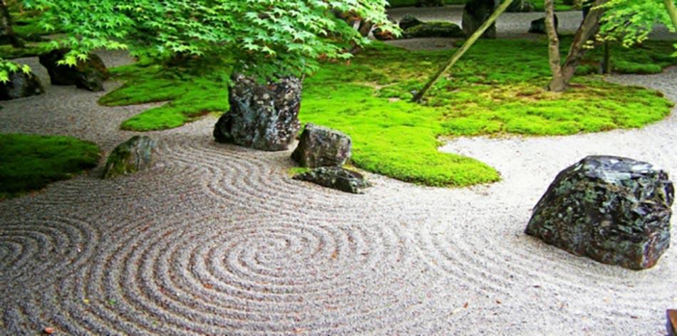 Le jardin zen le petit bijou de la sagesse exotique Comment realiser un jardin zen