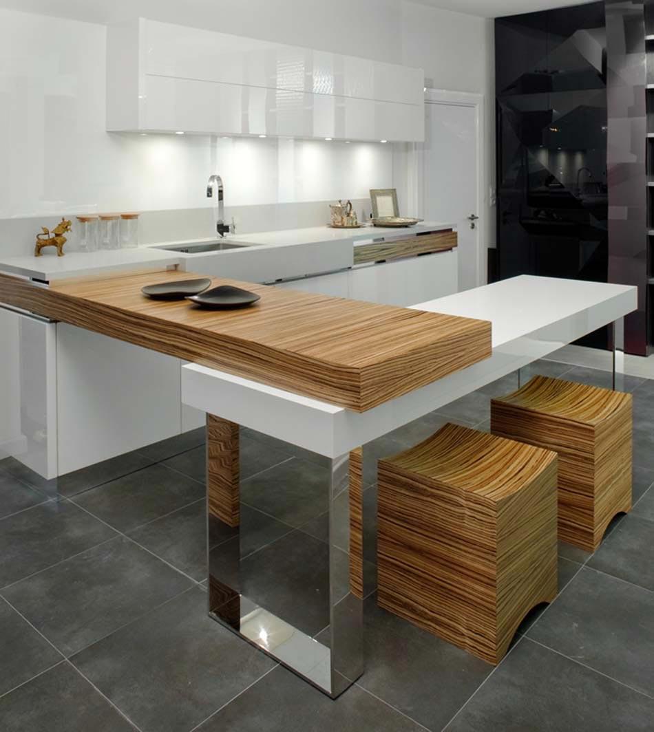 Petite cuisine créative aux influences modernes éclectiques et ...