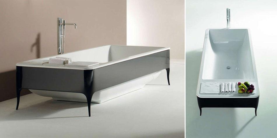 15 Id Es Pour R Aliser Une Salle De Bain Chic Minimaliste Et Clectique En Noir Blanc Design