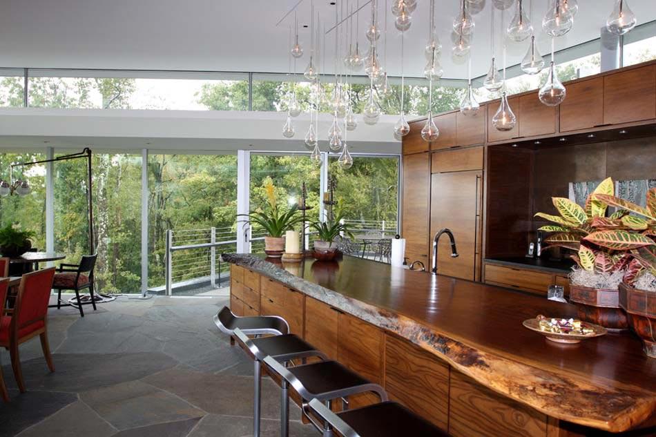 Sol de cuisine – un choix pratique et esthétique moderne | Design ...