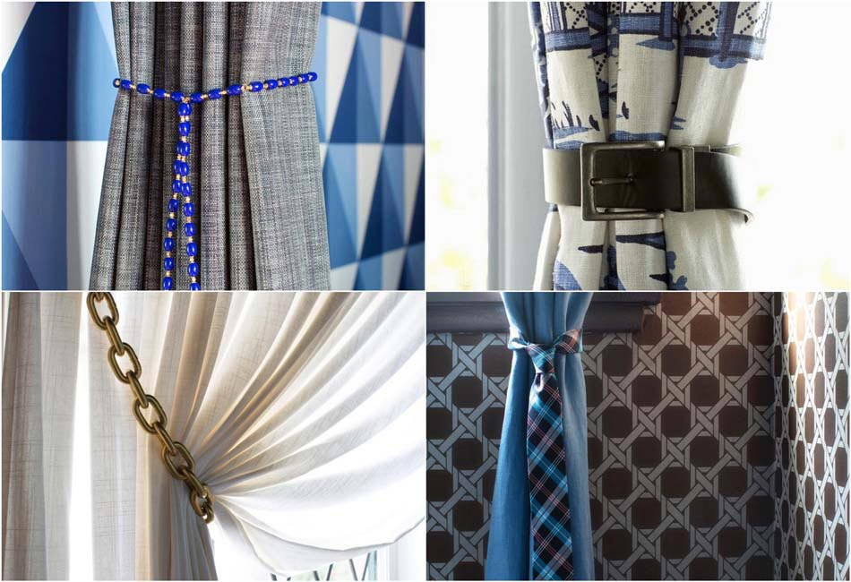 rideaux originaux faire soimme simple rideaux originaux. Black Bedroom Furniture Sets. Home Design Ideas