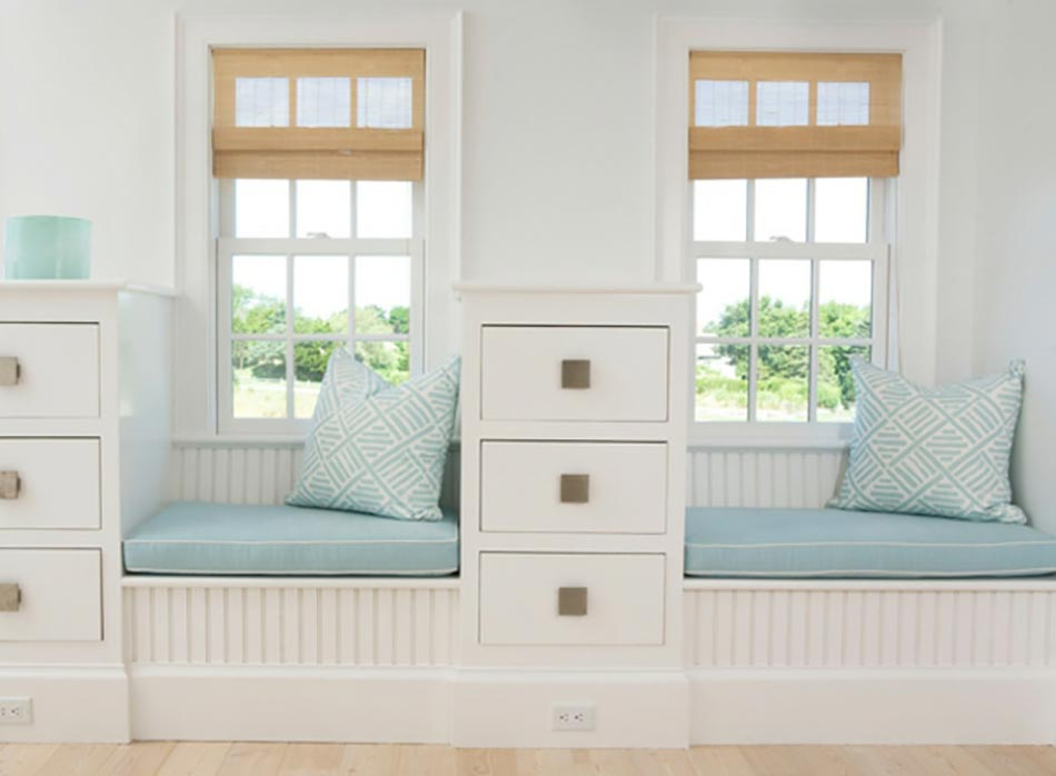 Window seat ou l am nagement chambre l ambiance for Fenetre originale