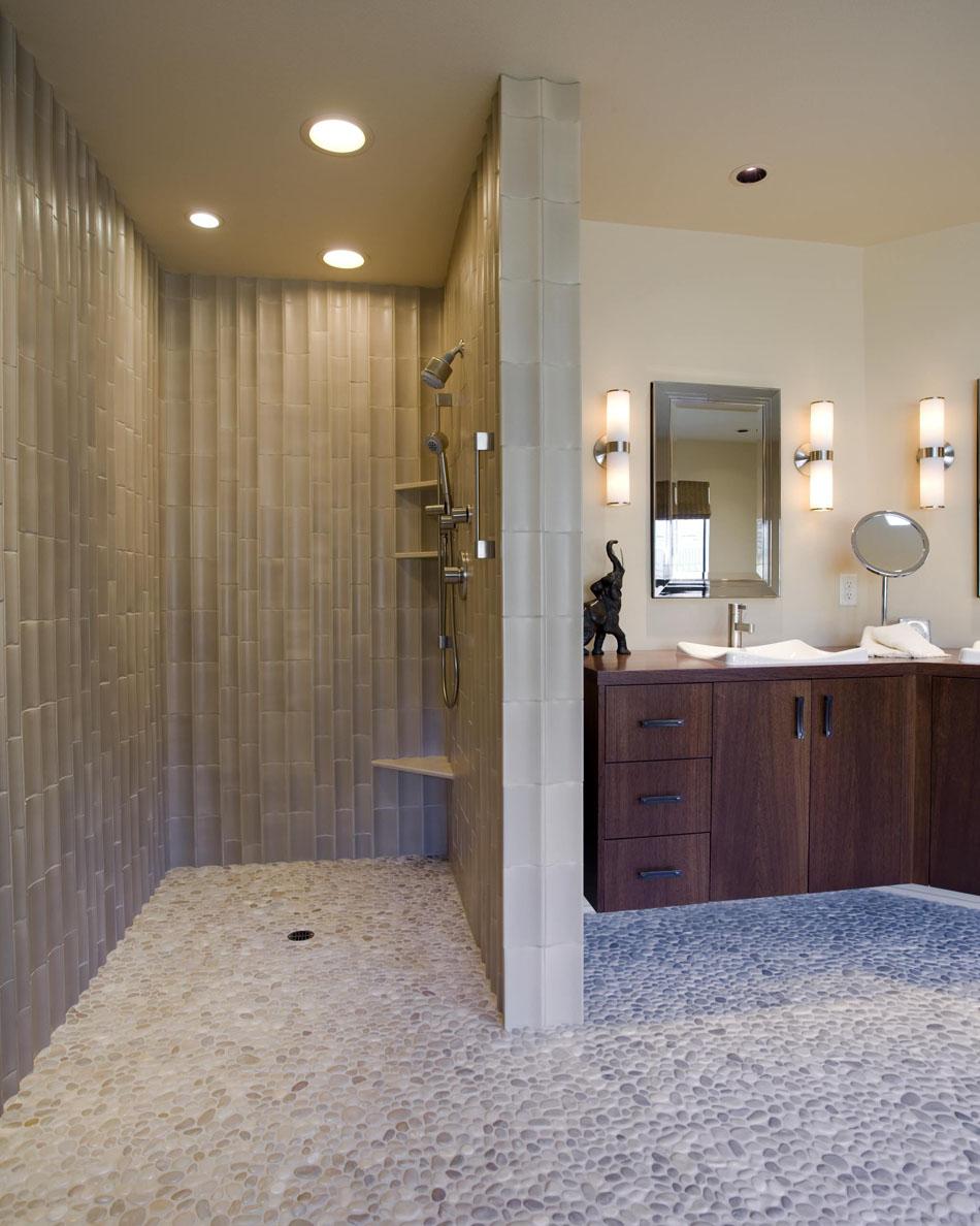 Douche Rustique 12 inspirations modernes et chics pour une belle douche design à la