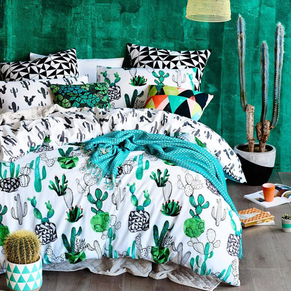 D co cactus une tendance sympa pour nos maisons design for Deco sympa maison