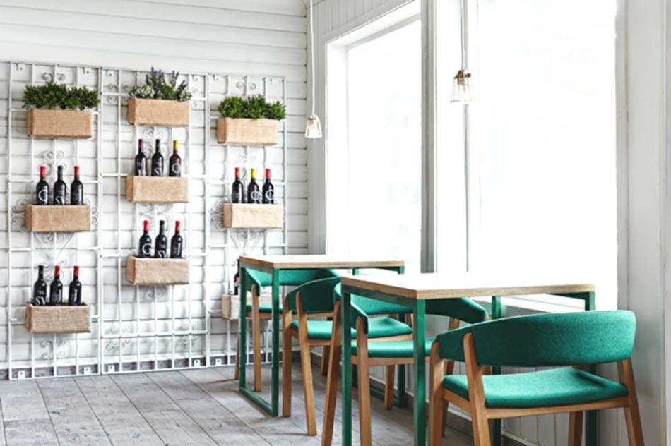cuisine espagnole cologique au c ur d oslo design feria. Black Bedroom Furniture Sets. Home Design Ideas