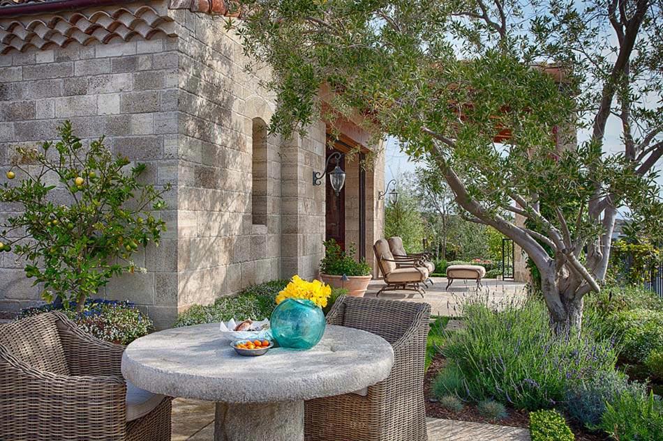 Am nagement terrasse de styles et inspirations diff rents - Amenagement d une terrasse ...