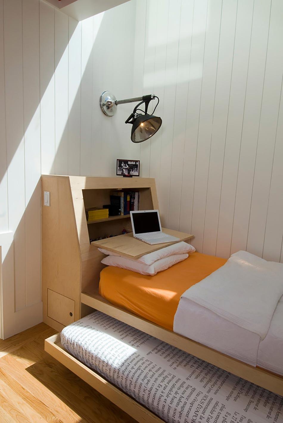 Assez Aménager une petite chambre d'amis à la maison | Design Feria OD12