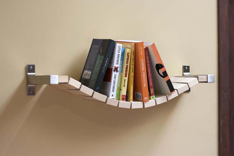 L tag re design un meuble original cr ant une ambiance - Petites etageres murales ...