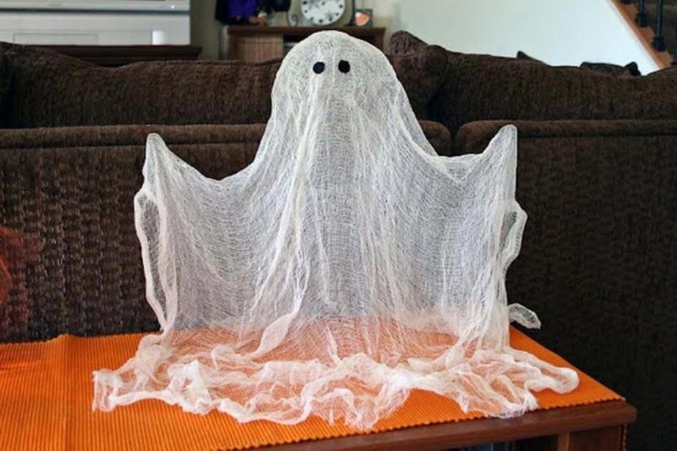 17 id es de d co halloween faisant revivre les fant mes du - Decoration pour halloween a faire soi meme ...