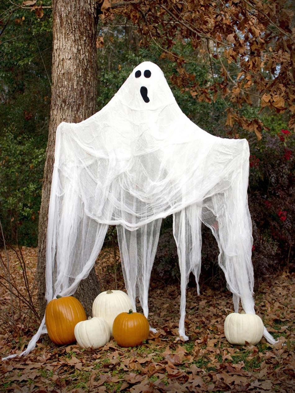 17 id es de d co halloween faisant revivre les fant mes du - Comment faire des decoration d halloween ...