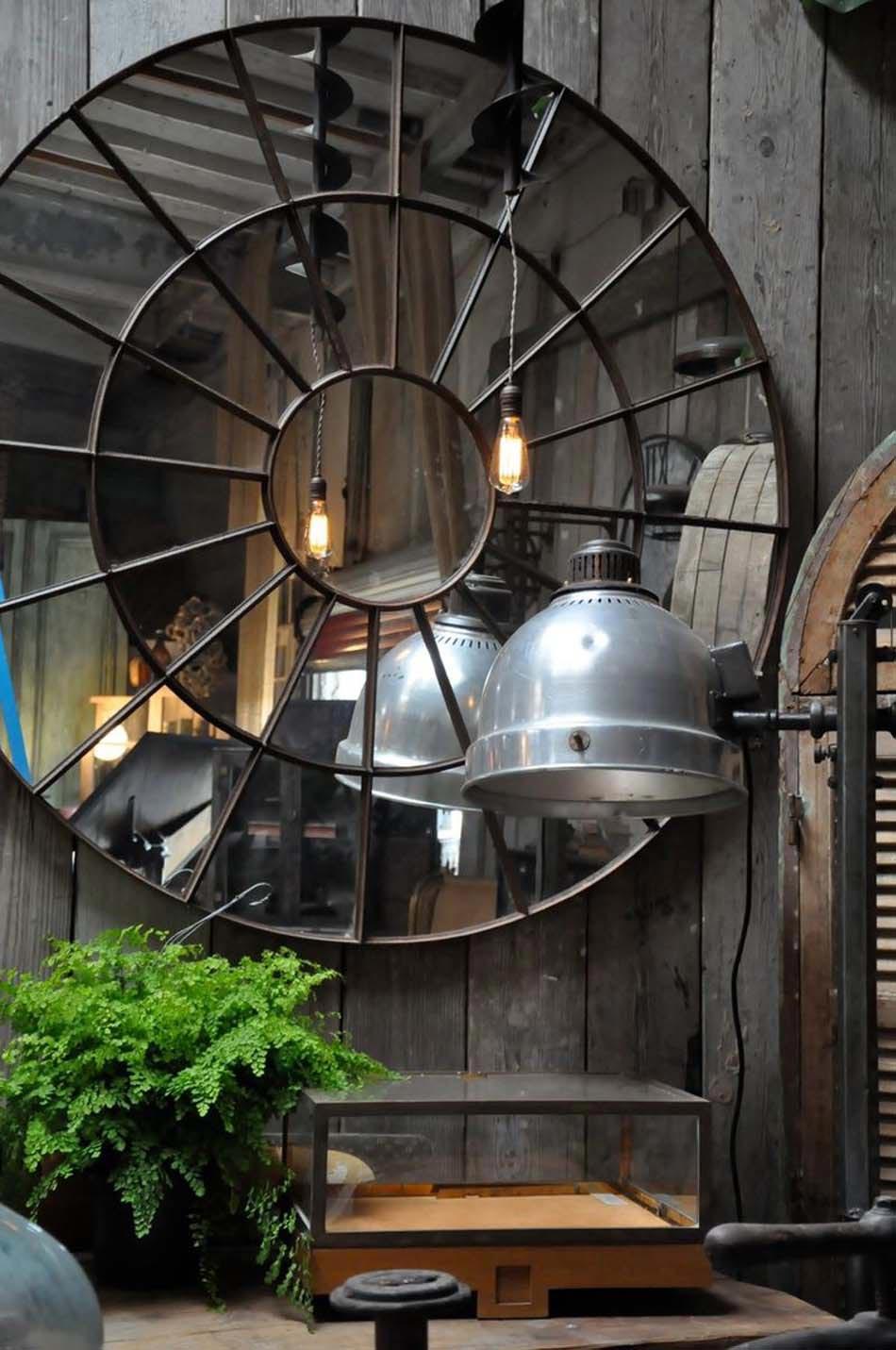 objets anciens steampunk deco