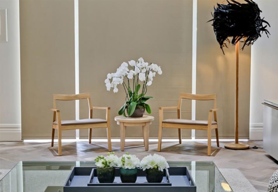 Deco maison de toute fraicheur avec des fleurs design feria for Interieur original maison