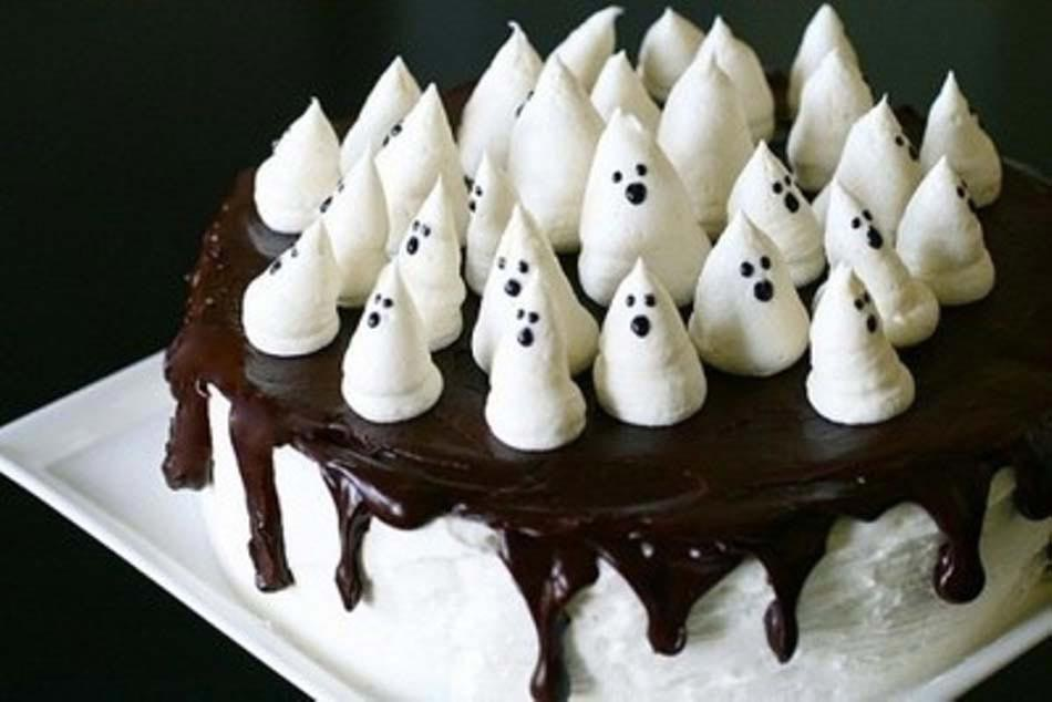 17 id es de d co halloween faisant revivre les fant mes du for Idee deco gateau halloween