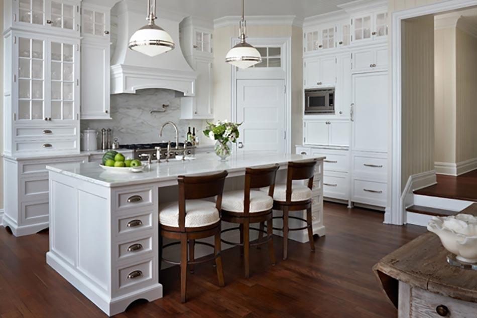 Belle maison moderne interieur cuisine - Interieur cuisine moderne ...