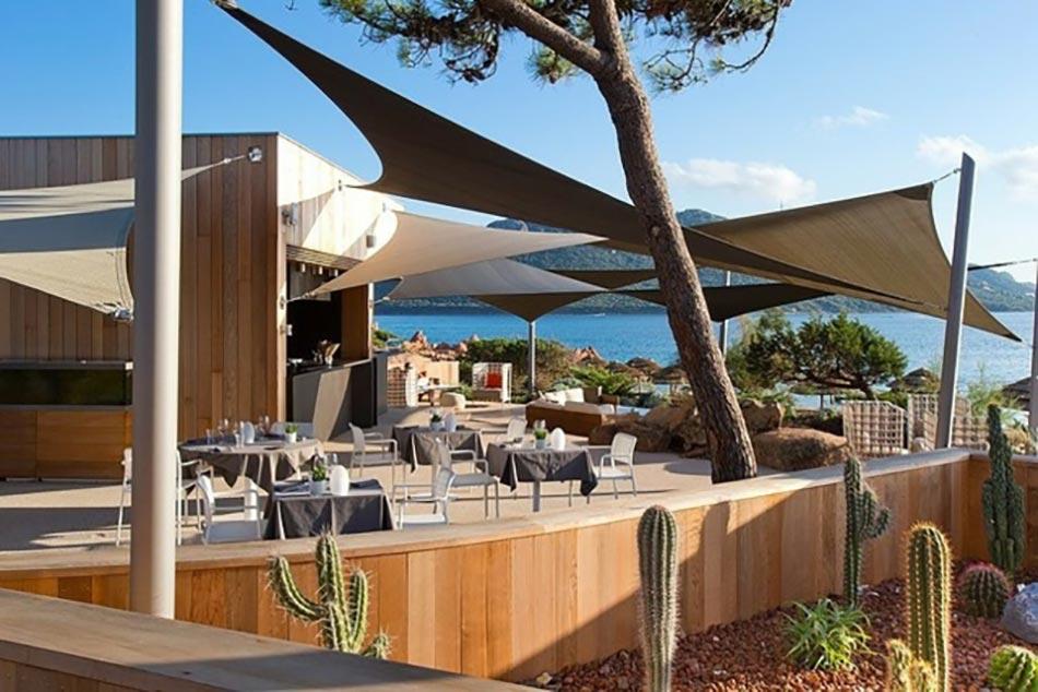 Magnifique Terrasse Pour Des Vacances En Corse Sympa
