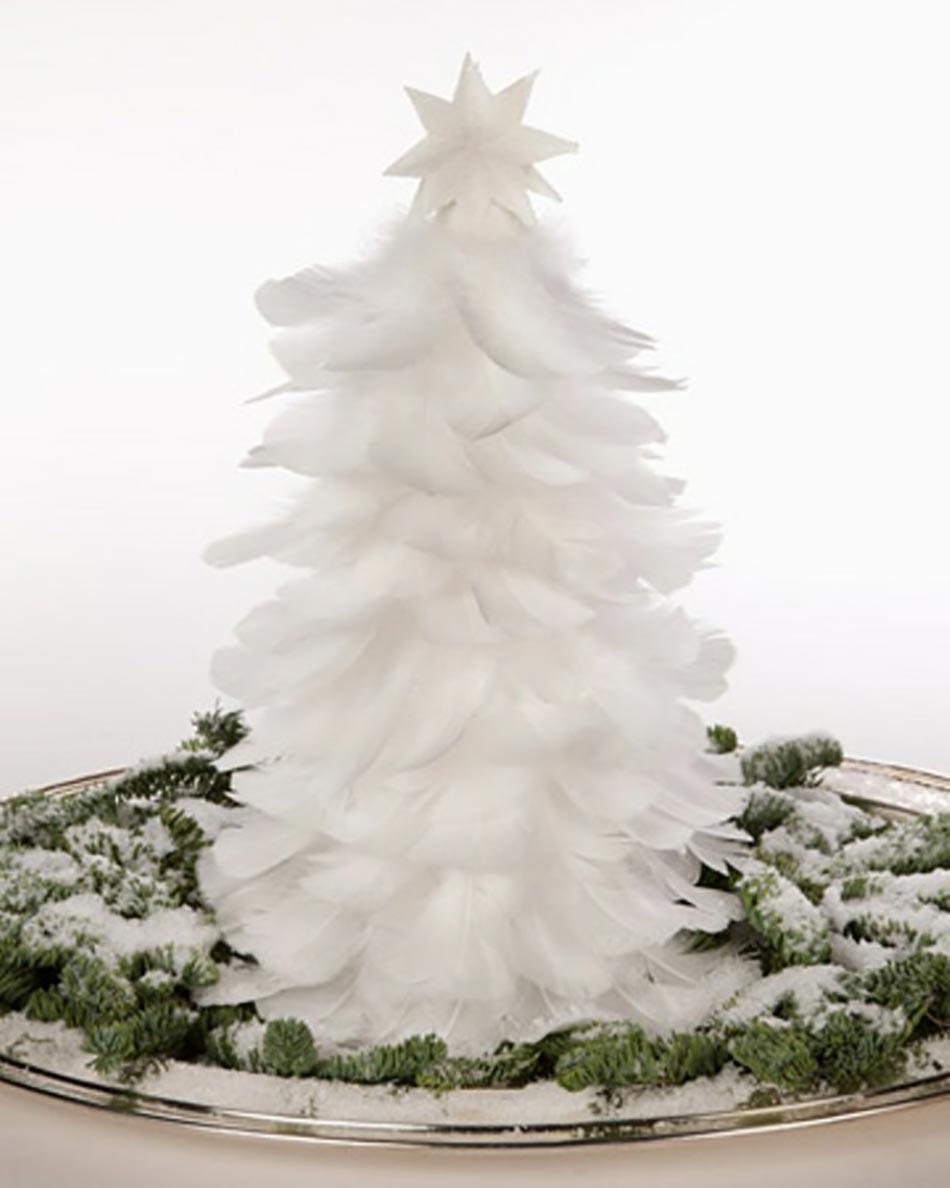 Original Sapin Arbre De Noël. Petite Décoration Dans Lu0027esprit De Noël