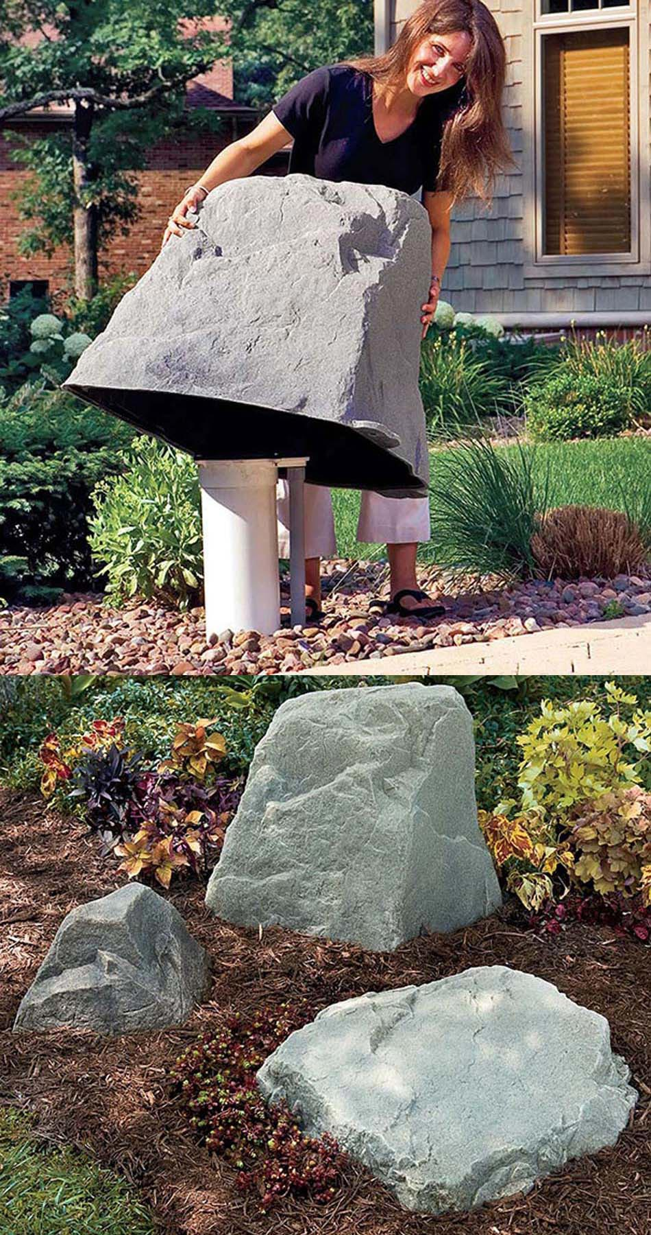 13 astuces d co cr atives et originales fabriquer soi for Idee de jardin design