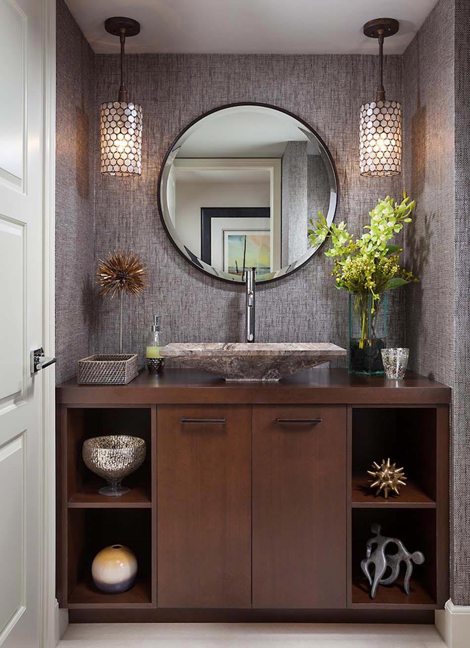 Idées de décoration inspirantes pour rendre nos toilettes ...