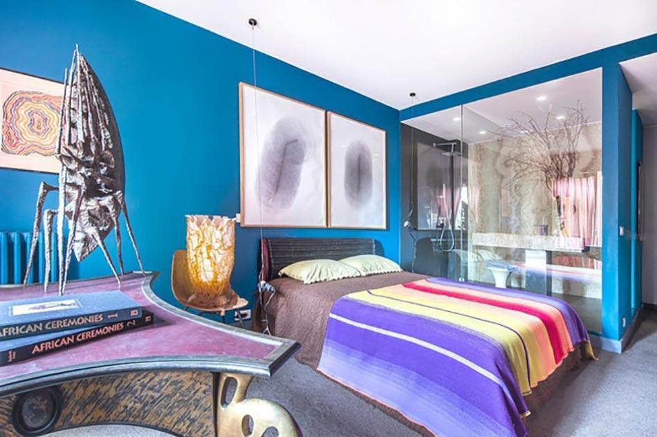 ... intéressantes pour une chambre pleine de couleurs  Design Feria