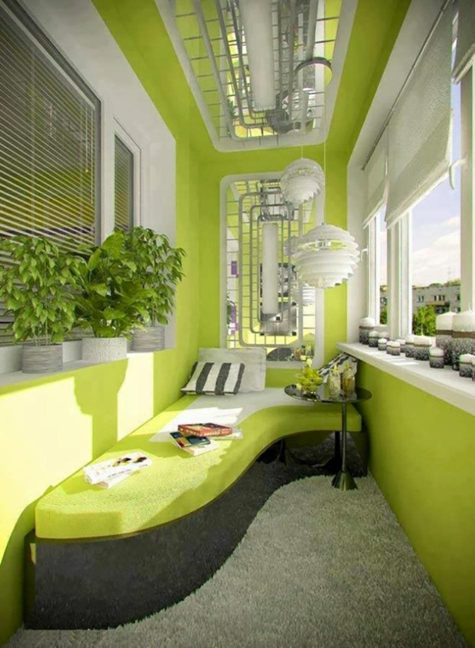 15 projets int ressants afin de mieux am nager son balcon. Black Bedroom Furniture Sets. Home Design Ideas