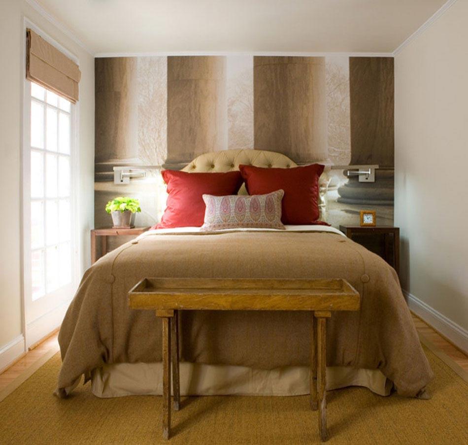 Idées pour l\'aménagement petite chambre à la fois conviviale ...