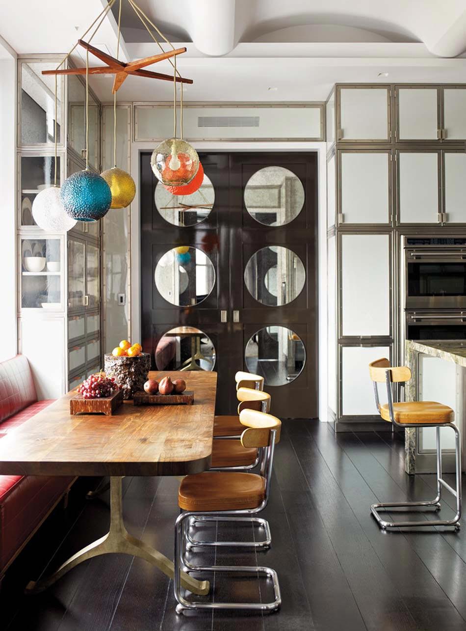 Креативный ремонт кухни