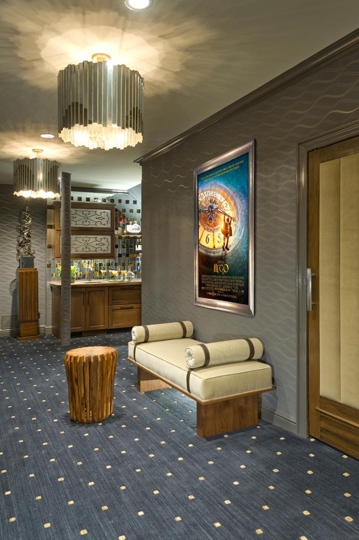 l affiche de film en tant qu accessoire d co tendance design feria. Black Bedroom Furniture Sets. Home Design Ideas