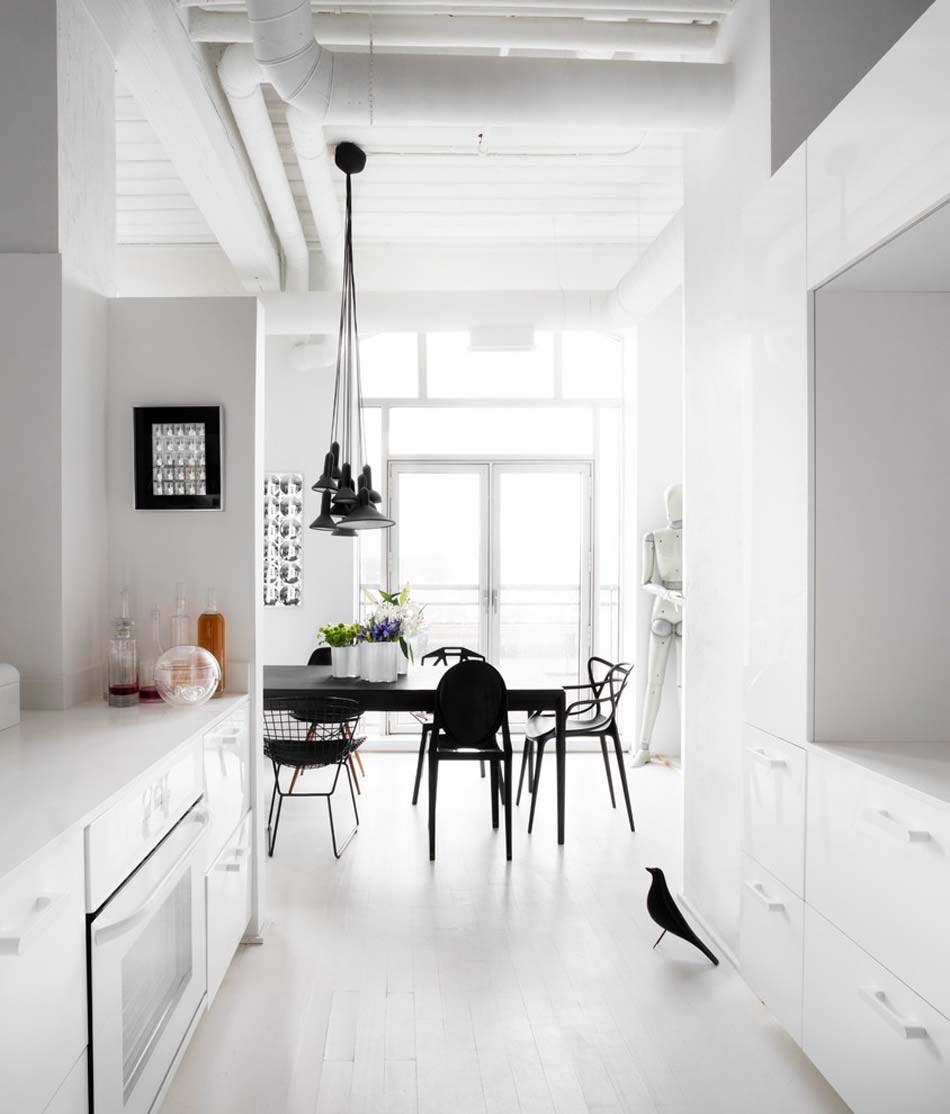 Loft design à l'ambiance artistique et industriel situé au cœur de ...