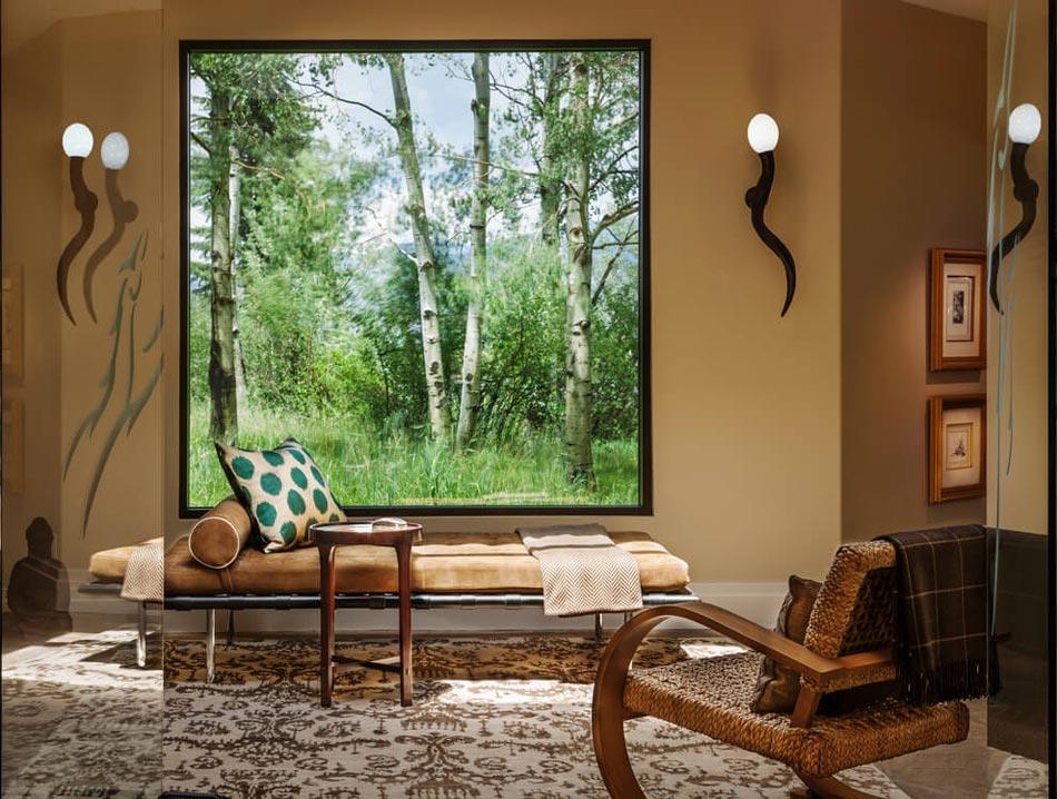 Magnifique maison de campagne au c ur de la nature for Dcoration d interieur de maison