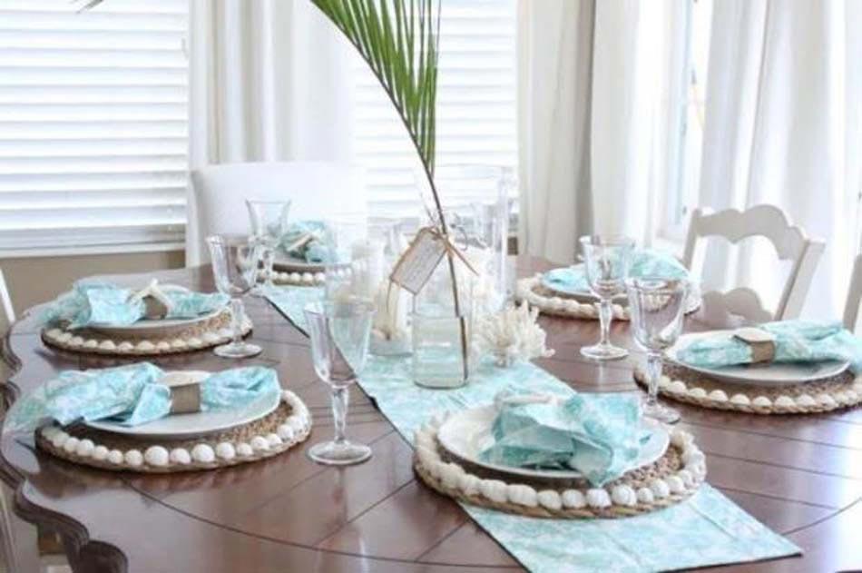 Une d co table attrayante une des conditions - Faire une belle table ...