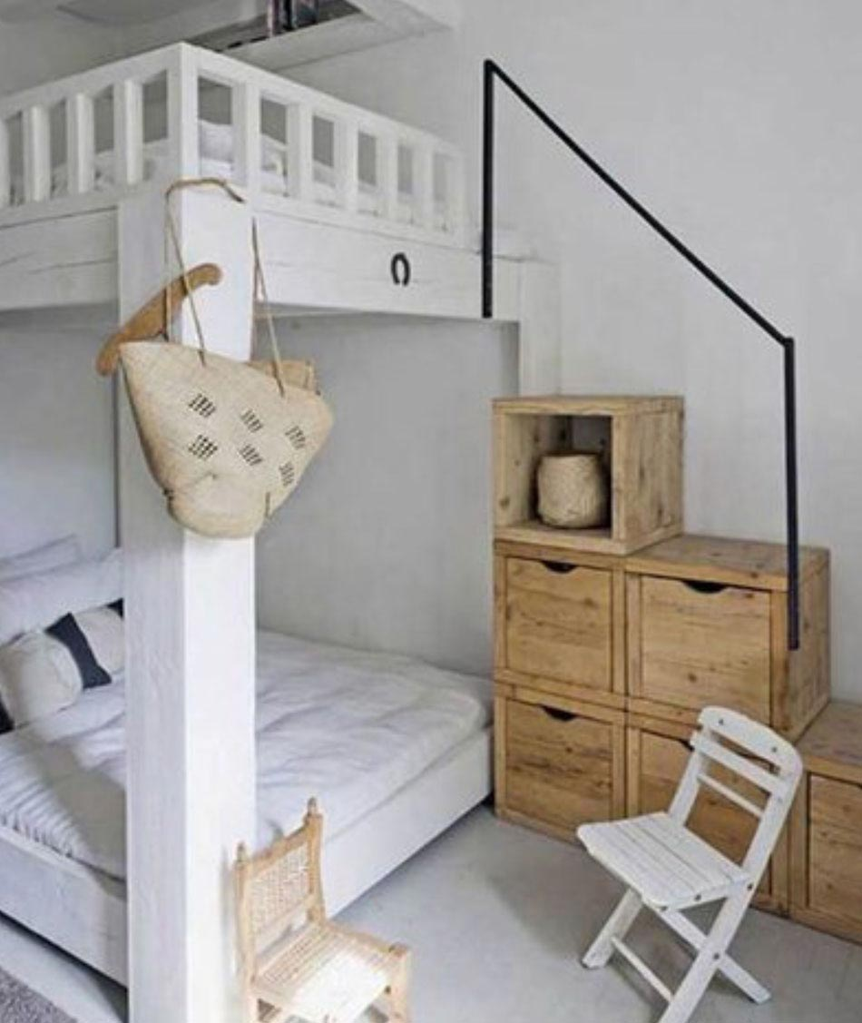 id es pour l am nagement petite chambre la fois conviviale et moderne design feria. Black Bedroom Furniture Sets. Home Design Ideas