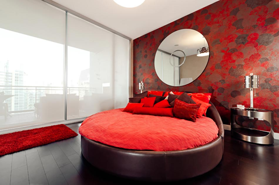 Lit Rond Led. Top Lit With Lit Rond Led. Trendy Dcoration Chambre ...