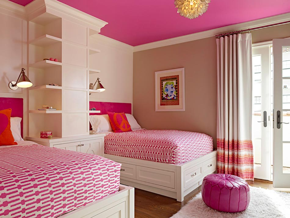 d coration chambre rose et beige. Black Bedroom Furniture Sets. Home Design Ideas