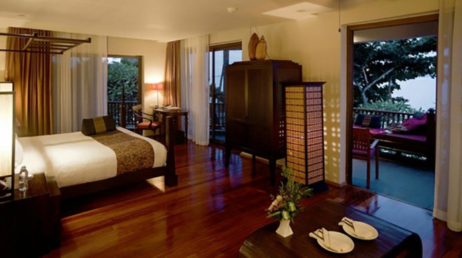 Vacances exotiques koh samui anantara bophut design for Bureau japonais