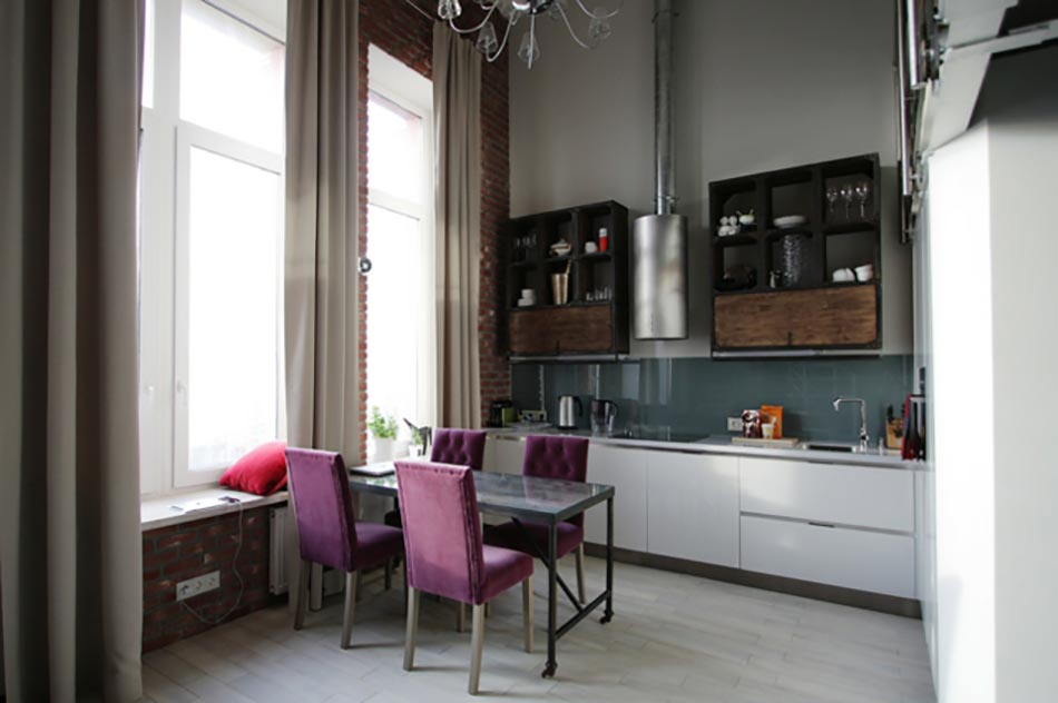 Cuisine interieur design cuisine moderne beige les for Meubles nuances montreal