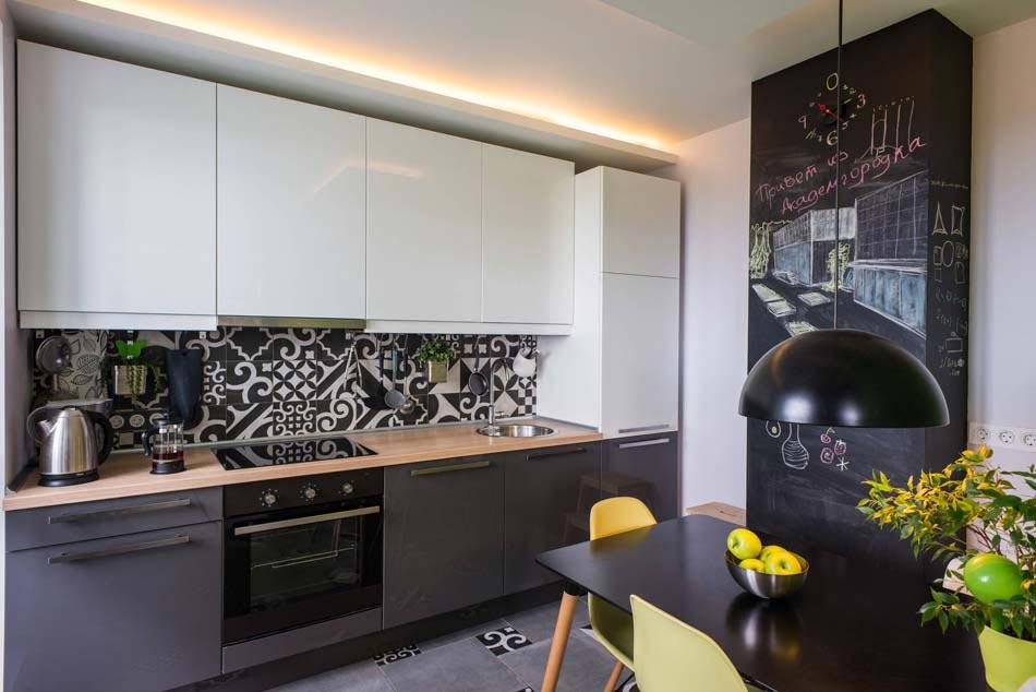 Petite cuisine cr ative aux influences modernes for Petites cuisines design