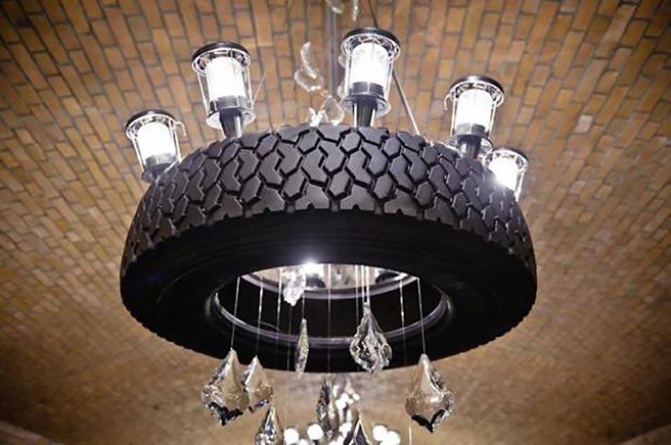 id es d co pour la maison et le jardin l aide de pneus auto design feria. Black Bedroom Furniture Sets. Home Design Ideas