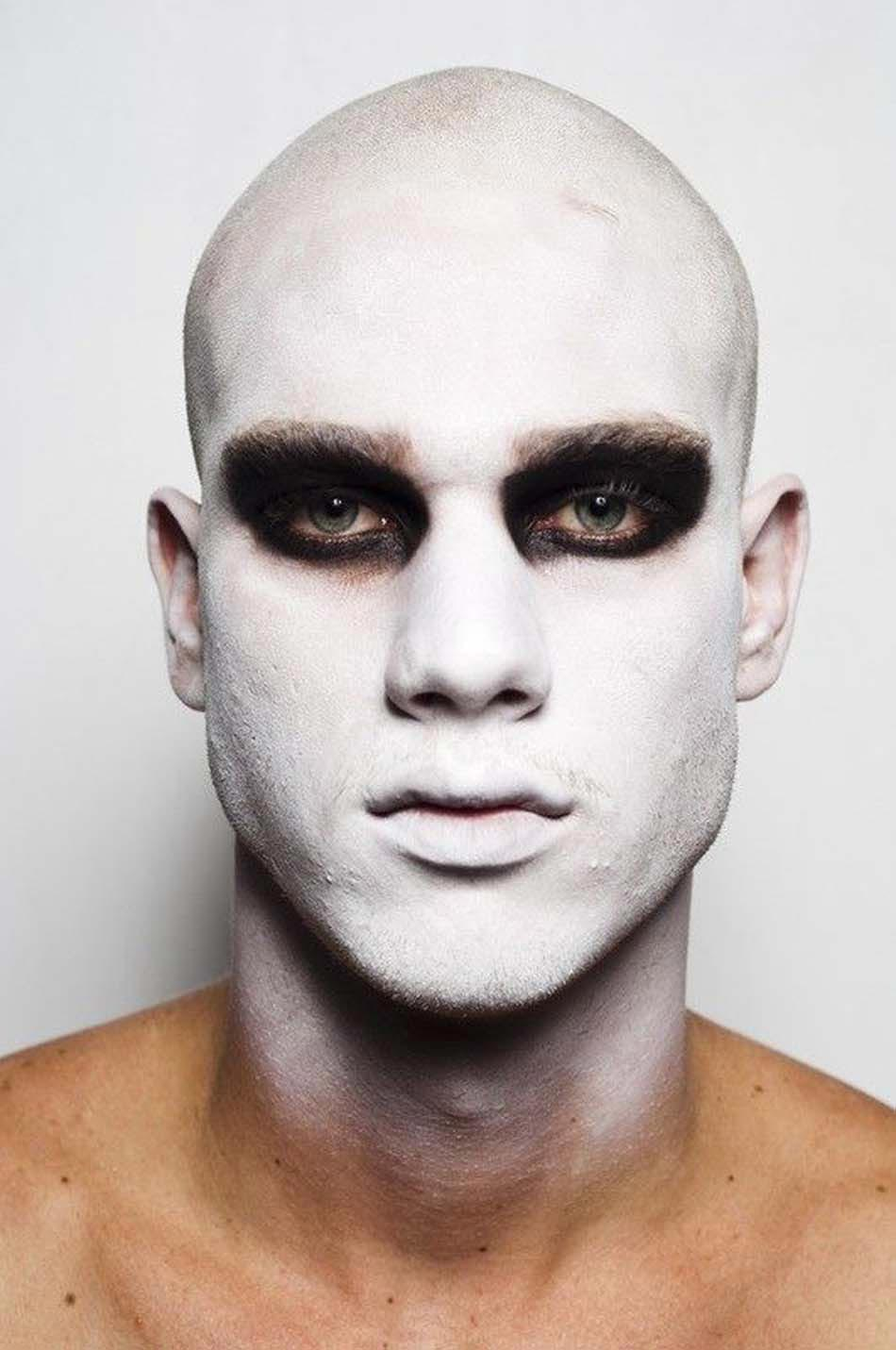 ... pour le maquillage homme Halloween ... The Purge Anarchy Costume Ideas