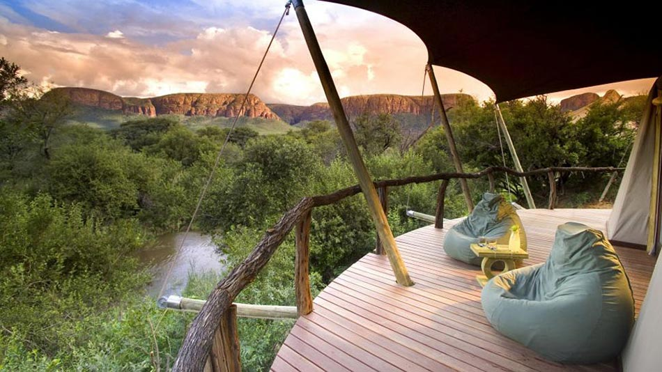 Marataba Safari Lodge en Afrique du Sud