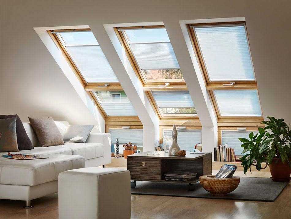 La fen tre de toit de la marque velux cr ateur de for Marque fenetre de toit