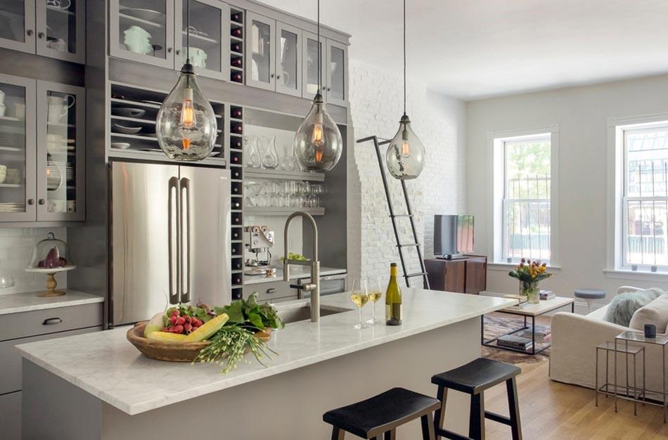 Souvent Comptoir de granit – le visage moderne de nos cuisines | Design Feria YG78