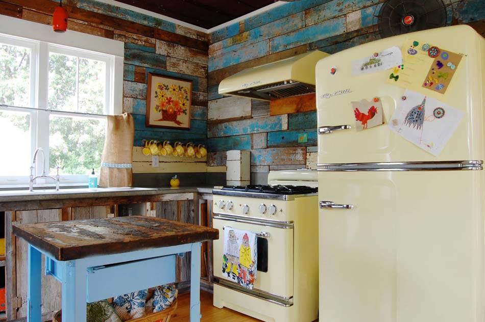 cuisine vintage qui nous fait voyager dans une autre culture style ou poque design feria. Black Bedroom Furniture Sets. Home Design Ideas