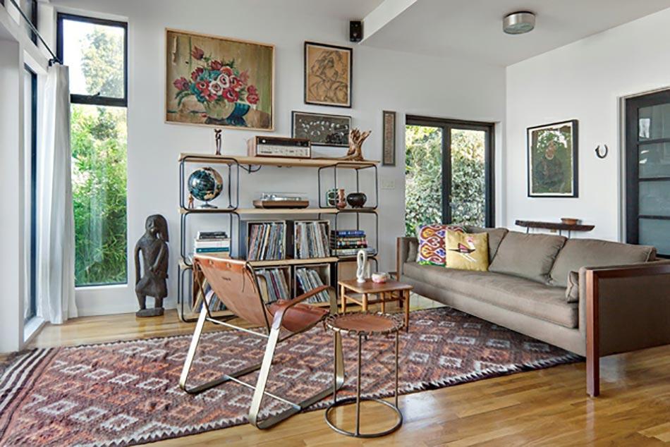 meuble de rangement design pour un s jour aux touches. Black Bedroom Furniture Sets. Home Design Ideas