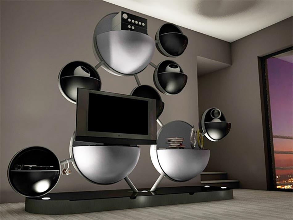 Meuble au design italien pour un s jour chic design feria for Design de meuble