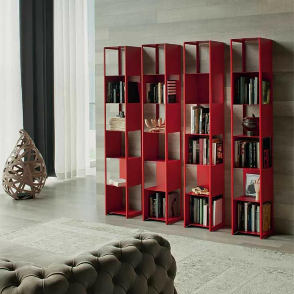 meuble rangement livres design. Black Bedroom Furniture Sets. Home Design Ideas