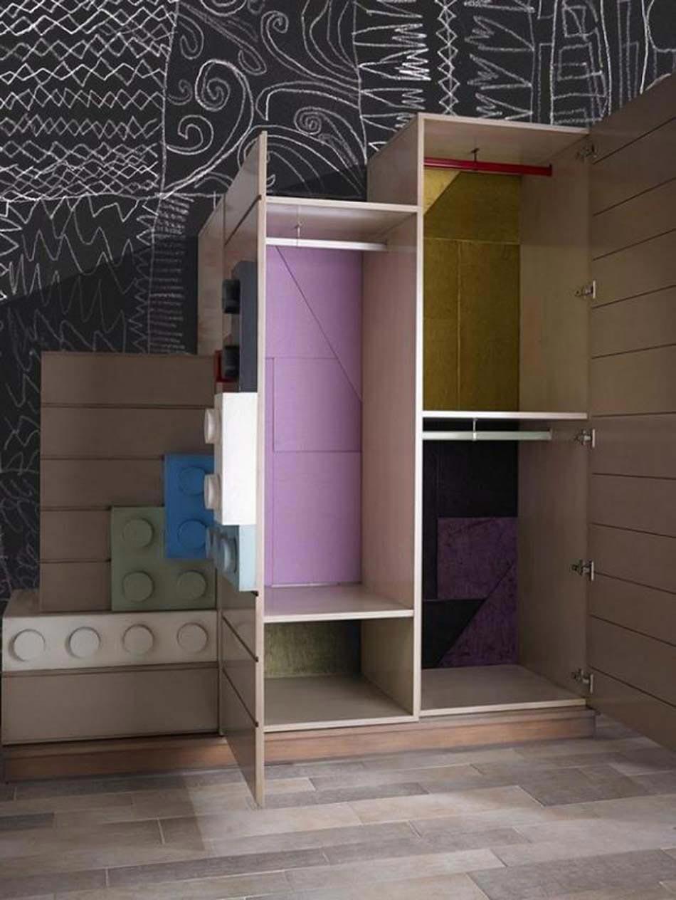 meubles design sign lola glamour pour une ambiance joyeuse et amusante dans la chambre d enfant. Black Bedroom Furniture Sets. Home Design Ideas