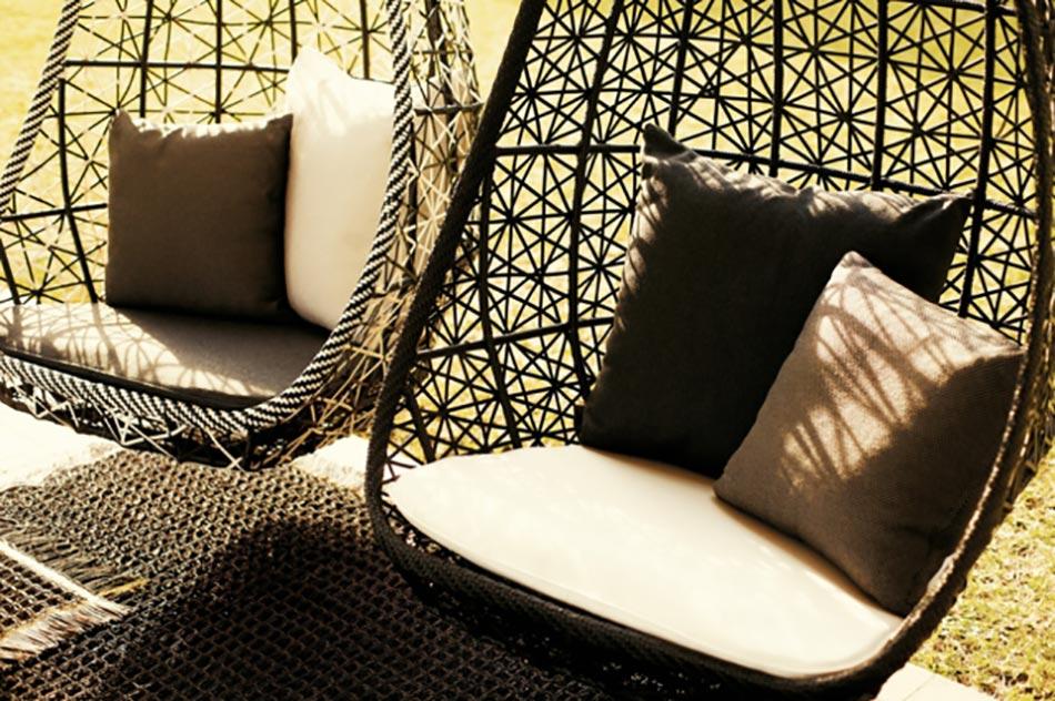 mobilier de jardin design kettal urquiola